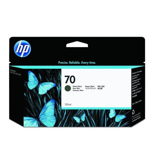 Cartucho HP 70 130ml Matte Black Vivera ink
