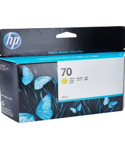 Cartucho HP 70 130ml Yellow vivera ink