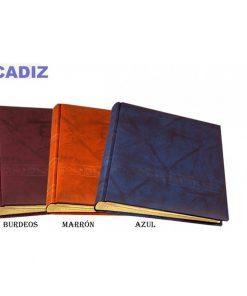 Album Cadiz 75/10hojas