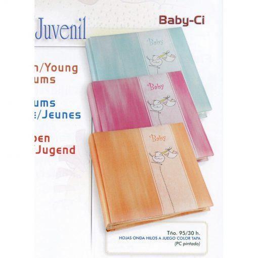 Album Baby-Ci 95/30hojas