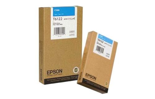 C13T612200 CARTUCHO INYECCION TINTA CIAN 220ML STYLUS PRO/7450/9450/7400/9400