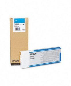 C13T606200 CARTUCHO INYECCION TINTA CIAN 220ML STYLUS PRO/4800/4880