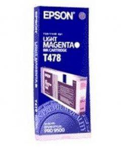 C13T478011 CARTUCHO INYECCION TINTA MAGENTA CLARO 220ML STYLUS PRO/9500
