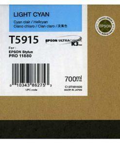 C13T591500 CARTUCHO INYECCION TINTA CIAN CLARO 700ML STYLUS PRO/11880
