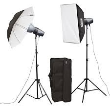 KIT FLASH ESTUDIO BASIC LINE-BL-200 SB KIT UM II