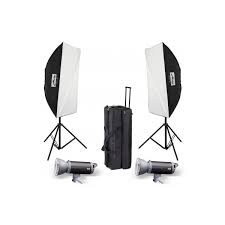 KIT FLASH ESTUDIO TOP LINE-TL-600 SB KIT II