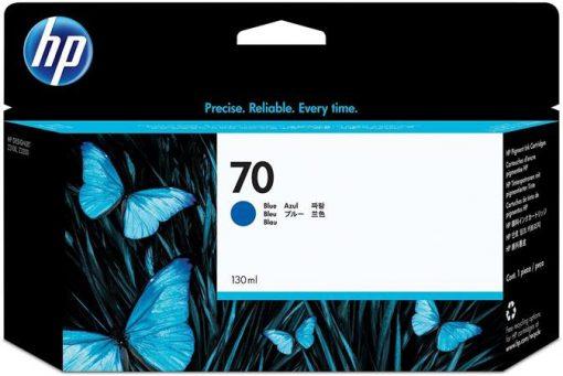 Cartucho de tinta HP 130 ml, Azul