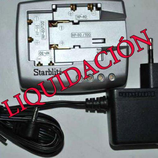 CARGADOR STARBLITZ SCH-985 JVC LIQUIDACION