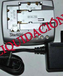 LIQUIDACION CARGADOR STARBLITZ SCH-985 FUJIFILM
