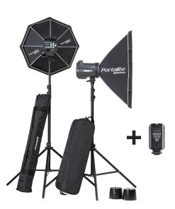 KIT ELINCHROM BRX 500/500 SOFTBOX TO GO